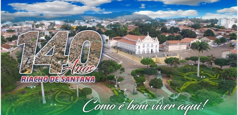 Riacho de Santana Bahia fonte: www.riachodesantana.ba.gov.br